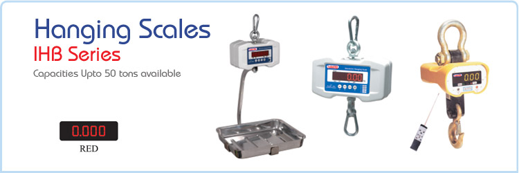 Hanging Scale - IHB Series