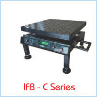 field weighing scales IPA / IPB-C Series