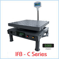 Table Top Scales ITA / ITB - SW Series