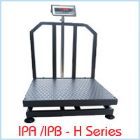 Bench / Platform Scales IPA /IPB - H Series