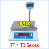 Table Top Scales ITA / ITB Series