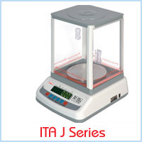 Precision Scales - ITA - J Series