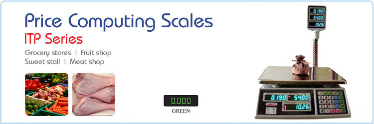 Price Computing Scale ITP Series