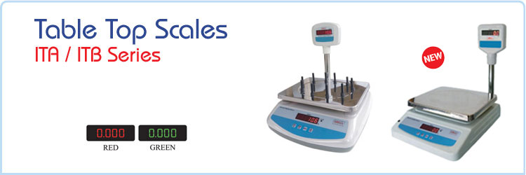Table Top Scale - ITA / ITB Series